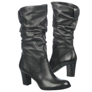 Naturalizer Shoes - Naturalizer Lamont Wide (Width & Calf) Tall Boots