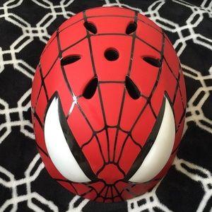 Spiderman Other - Marvel Spider-Man Bike or Skateboard Helmet.