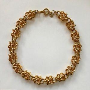 J. Crew Jewelry - J. Crew gold link necklace