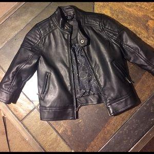 Urban Republic Other - Urban Republic Leather Jacket (KIDS)