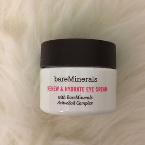 bareMinerals Other - bareMinerals ❤️️Renew and hydrate eye cream