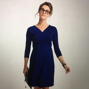 Isabella Oliver Dresses & Skirts - Isabella Oliver Emily dress. Rich Navy. Maternity.