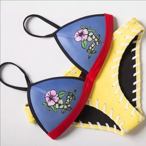 triangl swimwear Other - Neoprene bikini