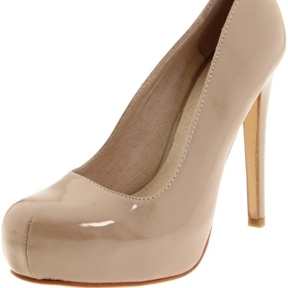 cf3b8587eb Chinese Laundry Shoes | Whistle Nude Patent Pump | Poshmark