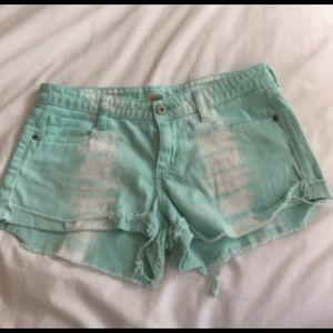 Arizona Jean Company Pants - 👑Teal and white shorts! 👑