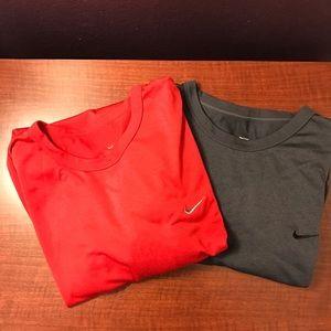 Nike Other - Men's Nike Dri Fit Tee Shirts