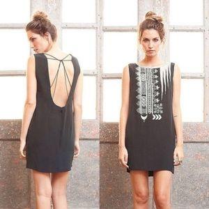 Winter Kate Dresses & Skirts - Winter Kate 'Riya' embroidered silk dress M