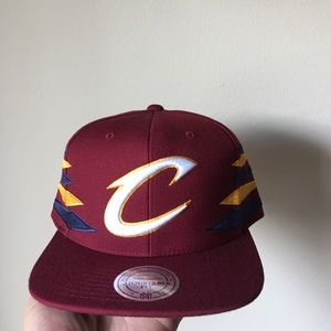 Mitchell & Ness Other - Cleveland  Cavaliers SnapBack