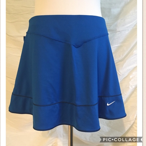 86 nike other nike white royal blue tennis top