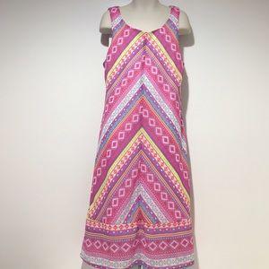 Size 12 Long Sleeveless Dress