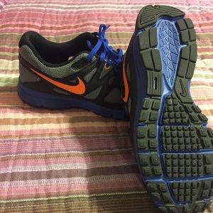 Boy's Nike shoes