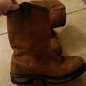 Rocky Other - ROCKY waterproof leather thinsulate 10.5 boots