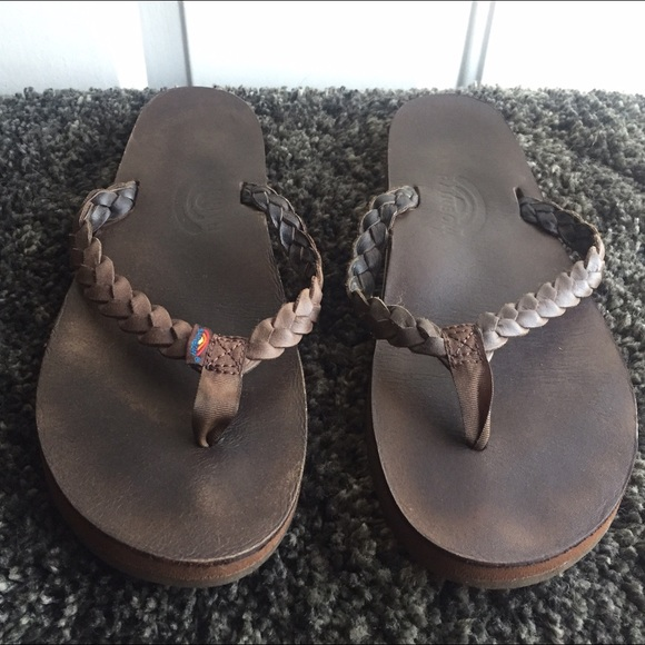 a9bd1386415 Rainbow Sandals - Twisted Sister 🌈