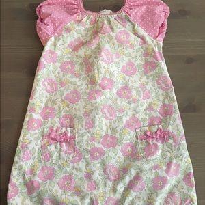 Mini Boden Other - Mini Boden Girls Flowered Dress, 18-24 Months