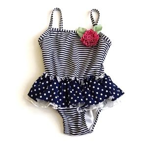 Little Me Other - Little Me Swimsuit