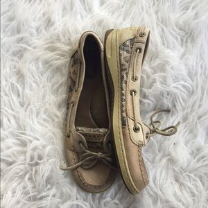 Sperry Top-Sider Shoes - 🆕 Sperry sequin cheetah shoes