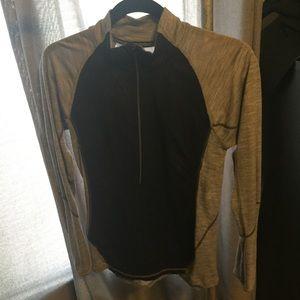 Smartwool Sweaters - Smartwool PhD L merino wool half zip sweater mint