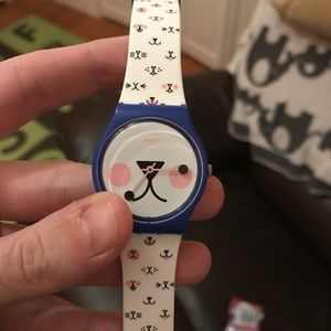Swatch Accessories - Swatch Cat watch, worn less than 5 times