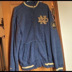 Mitchell & Ness Other - Notre Dame Sweatshirt