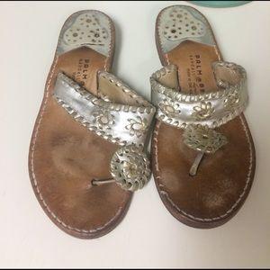 Palm beach sandals size 7
