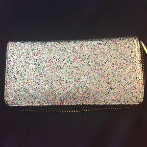Deux Lux Handbags - Deux Lux glitter wallet