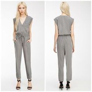 Foreign Exchange Pants - Foreign Exchange Jumpsuit