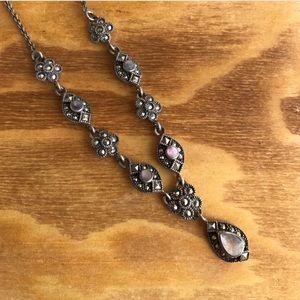 Vintage Jewelry - Vintage Art Deco Necklace