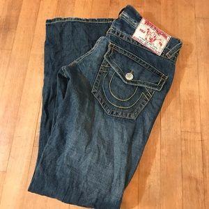 True Religion Other - True Religion Jeans Billy Big T