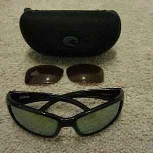 Costa Del Mar Other - Men's Costa Blackfin BL 10 Sunglasses