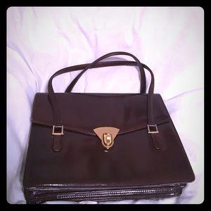 Handbags - Vintage monogrammed bag