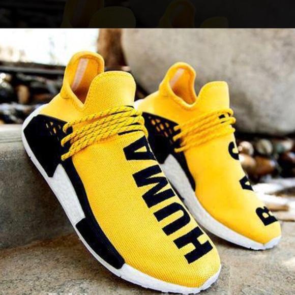 pretty nice 01fb1 3a915 Adidas nmd human race edition NWT