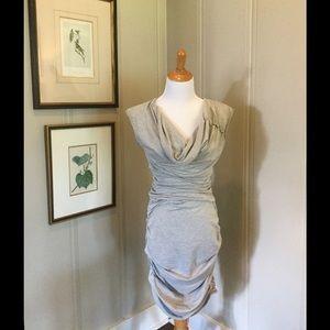 Chelsea & Violet Dresses & Skirts - Chelsea & Violet striped ruched dress