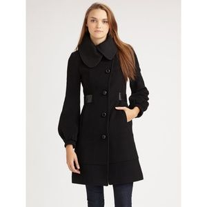 Mackage Wool Knit Long Coat