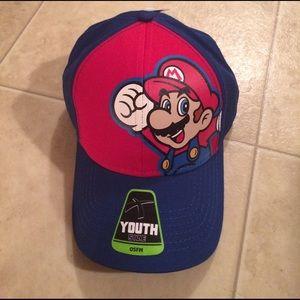 Nintendo Other - $6 Mario nwt hat cap SnapBack