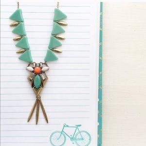 Turquoise Pendant Necklace!