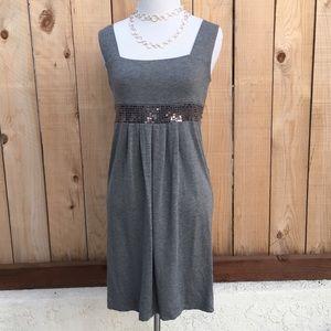 United Colors Of Benetton Dresses & Skirts - 🆕 Gray Sleeveless Dress