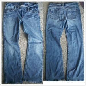 Silver Jeans Denim - Silver Jeans 'Tina' 31X32