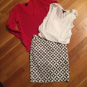 J. Crew Dresses & Skirts - J Crew cotton skirt- never worn!