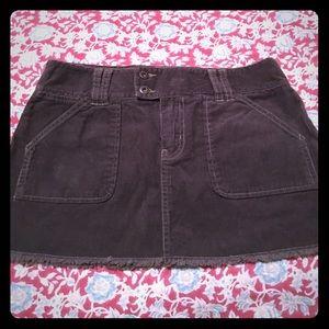 Roxy Dresses & Skirts - Rosy corduroy mini skirt