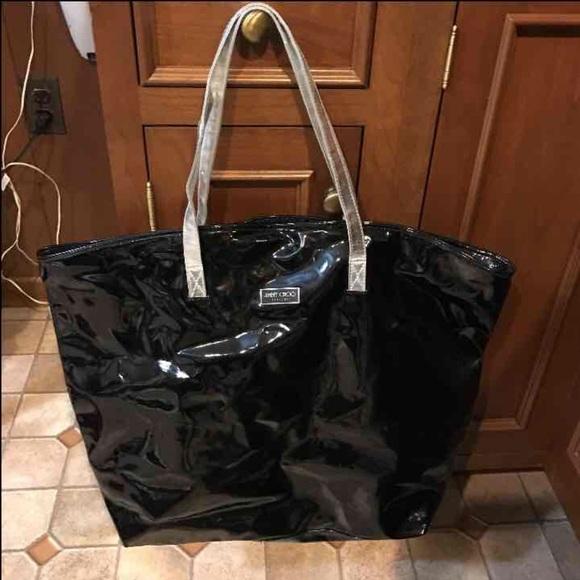 c8cee6dee9 Jimmy Choo Handbags - Jimmy choo perfume black tote