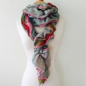 Oilily Accessories - Oilily silk scarf