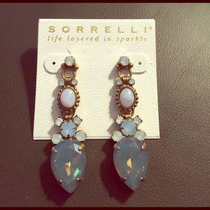Sorrelli Jewelry - Sorrelli One of a Kind Earrings in Cloud Nine