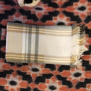 Always For Me Accessories - Plaid Scarf