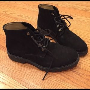 APC Other - Men's suede boots