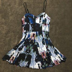 Jack by BB Dakota Dresses & Skirts - BB Dakota Exotic Rouleau Style Button Dress NWT