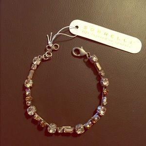 Sorrelli Jewelry - Sorrelli Line Bracelet in Sand Dune