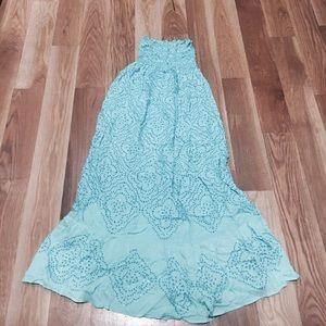 Cool Change Dresses & Skirts - Cool Change Floral Sparkling Maxi Dress