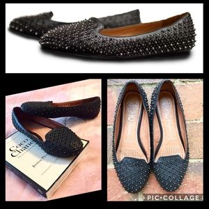 Jeffrey Campbell Shoes - Jeffrey Campbell🖤Martini Flats💋Make Offers