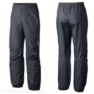 Mountain Hard Wear Other - Mountain Hardware Men's Plasmic Waterproof Pants L