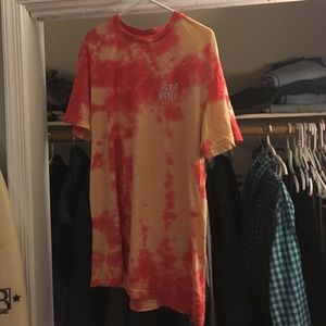 Altamont Other - Tye dye t shirt